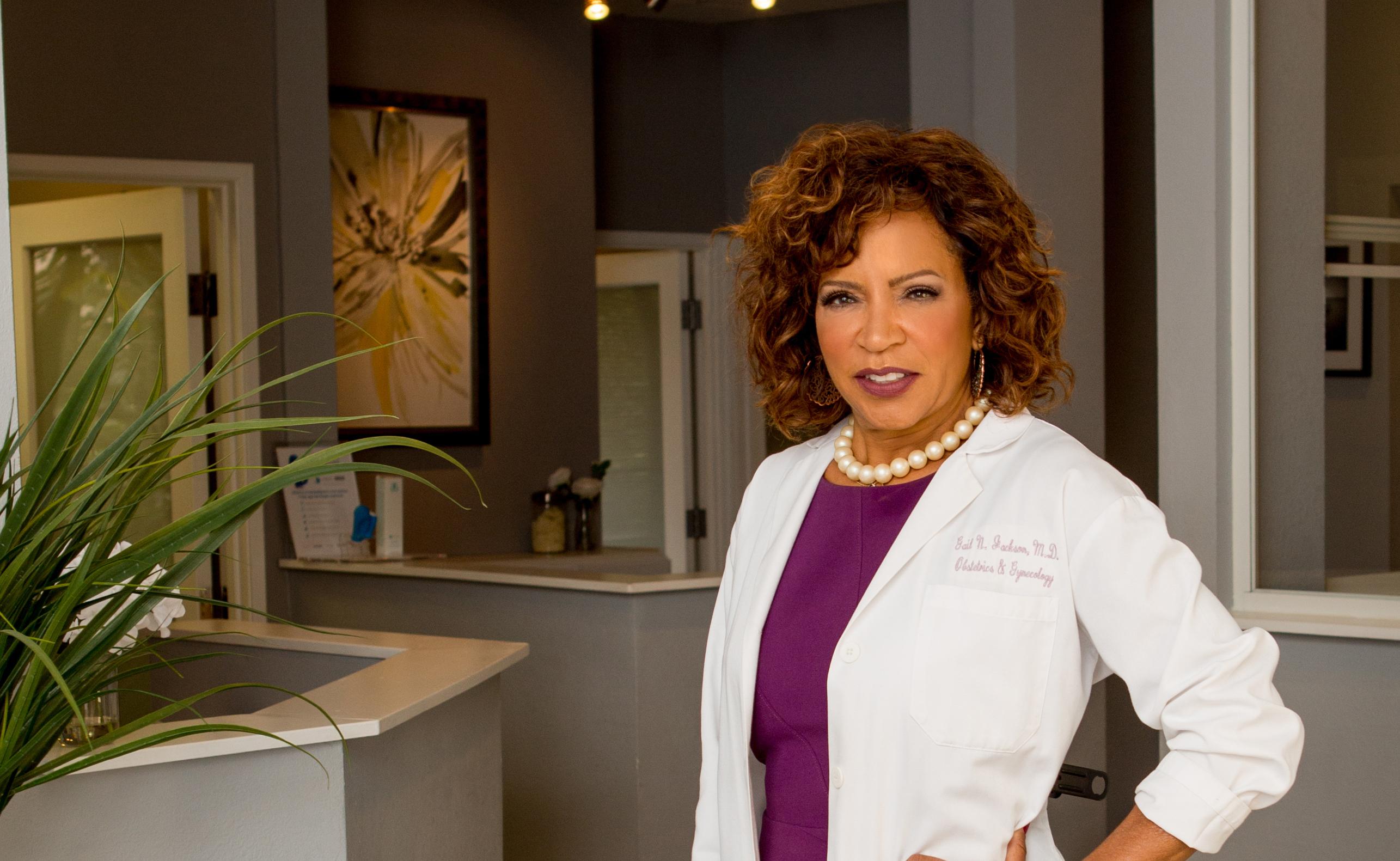 Dr. Gail Jackson
